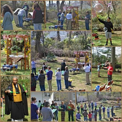 Buddhas Birthday Ceremony